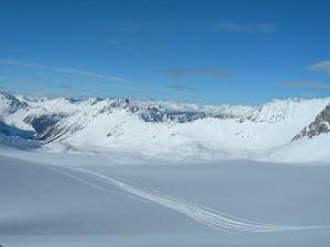 Lone Goat Glaciers
