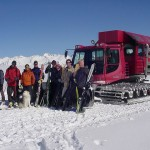 Thanks to Backcountry Snowcats for being a good friend of the Hurley Road!