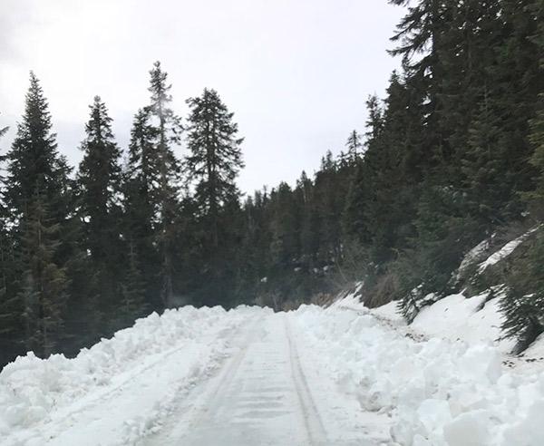 Hurley Road conditon