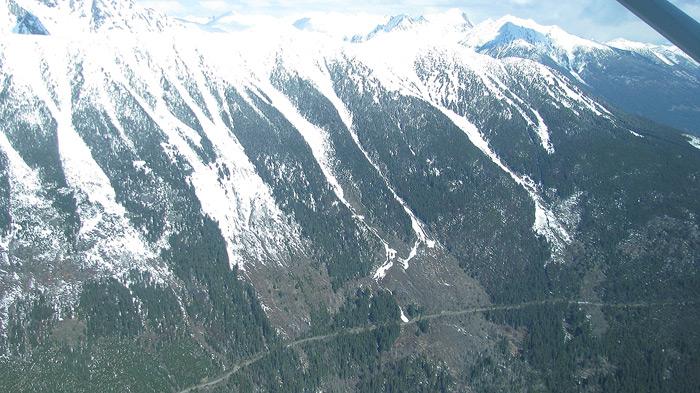 Green Mt Ridge Avy Zone